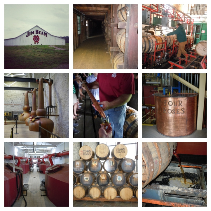 Distillery Collage