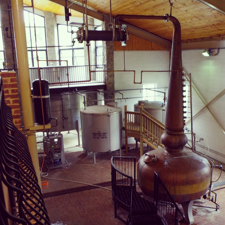 Willett Distillery Courtesy of Maggie Kimberl